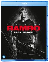 DVD cover van Rambo: Last Blood (Blu-ray)