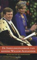 De inhuldigingsrede van Koning Willem-Alexander