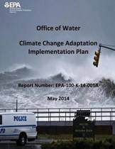 Climate Change Adaptation Implementation Plan