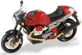 Moto Guzzi V11 Sport 1:24 Starline Models Rood / Zilver / Zwart 990097