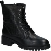 Scapa Zwarte Boots  Dames 40