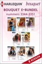 Bouquet e-bundel nummers 3344 - 3351, 8-in-1