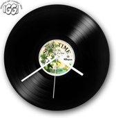 IGGI - Retro Vinyl Wandklok - Surf TimeIGGI