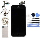 Nieuw - Voor Apple iPhone 5 - AAA+ Voorgemonteerd LCD scherm Zwart & Tools