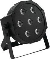 EUROLITE LED SLS-7 QCL 7x10W vloer - LED Par - Flat Par