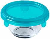 My First Pyrex Voedselcontainer Rond - Borosilicaatglas - 200 ml - Transparant
