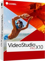 Corel VideoStudio X10 Pro - Nederlands / Frans / Engels - Windows