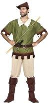 Robin Hood volwassen maat