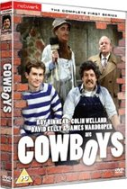 Cowboys: The Complete First Series (dvd)