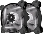 Corsair Air SP120 Static Pressure Edition - Wit LED (duo pack)