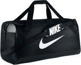 Nike Brasilia Medium Sporttas - Black