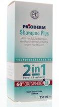 Prioderm shampoo plus 250 ml