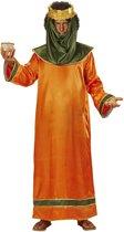 Koning Prins & Adel Kostuum | Bijbelse Koning Salomo | Man | Small | Carnaval kostuum | Verkleedkleding