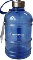 Sportdrankfles - Bodymass - waterfles / watercan van tritan materiaal - 2 Liter