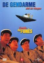 Gendarme Ziet Ze Vliegen, De (dvd)