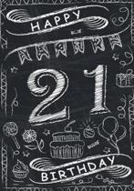 Happy 21 Birthday