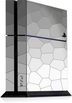 Playstation 4 Console Sticker Bio Cells Grijs-PS4 Skin