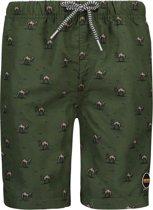 Shiwi Swim shorts camels - khaki green - 104