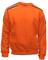 Masita Striker Sweater - Sweaters  - oranje - 152