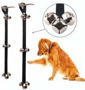 2 Honden Deurbel Belkoorden - Perfect voor zindelijkheidstraining