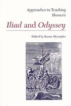 Approaches to Teaching Homer's Iliad and Odyssey