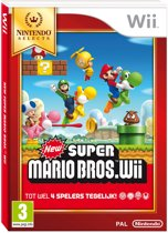 New Super Mario Bros - Nintendo Selects - Wii