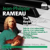 Rameau: Keyboard Music 3