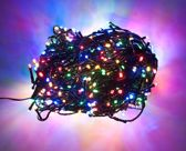 Meisterhome LED 200 stuks Multicolor Kerstverlichting Feestverlichting