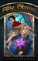 Allie Strom e o Anel de Salomão