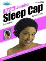 Dream Satin Jumbo Sleep Cap