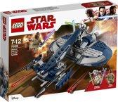 LEGO Star Wars Gevechtsspeeder van General Grievous - 75199