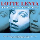 Lotte Lenya - Sings Kurt Weill &..