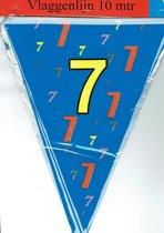Vlaggenlijn 7      10 meter