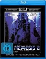 Nemesis 2 - Die Vergeltung (blu-ray)