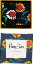 Happy Socks Special Sunflower Giftbox - Maat 36-40