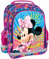 Disney Minnie Mouse Spring Palms - Rugzak - 38 x 28 x 18 cm - Multi