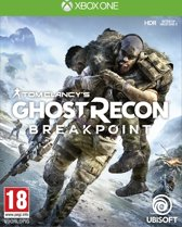 Ghost Recon Breakpoint Standard Edition- Xbox One