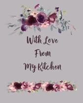 With Love From My Kitchen