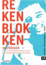 Rekenblokken Werkboek 1F getallen, verhoudingen en maten