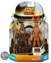 Star Wars Rebels Wullffwarroo and Wookiee Warrior