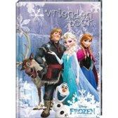 Vriendenboek Frozen - Elsa Anna Ijsprinses - Kinderen - 14 X 19 cm