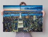 REINDERS New York Empire State Building - Poster - 91,5x61cm