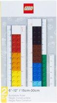 LEGO 51498 Bouwbare liniaal (15cm-30cm)