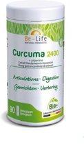 Be Life Curcuma 2400 90 Capsules