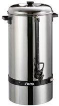Saro RVS Koffie Percolator | 15 Liter | 60(h) x 27.5 Ø cm
