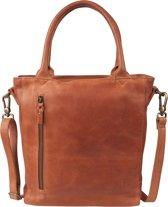 Cowboysbag Crossbodytas Laptop Bag Luton Medium 13 inch Bruin