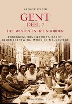Archiefbeelden - Gent Het westen en het noorden