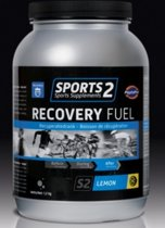 Sports2 Recovery Fuel lemon