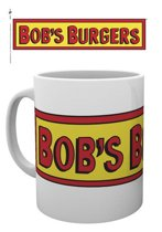 Bobs Burgers Logo - Mok