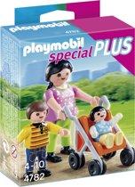 Playmobil Mama Met Kinderen
